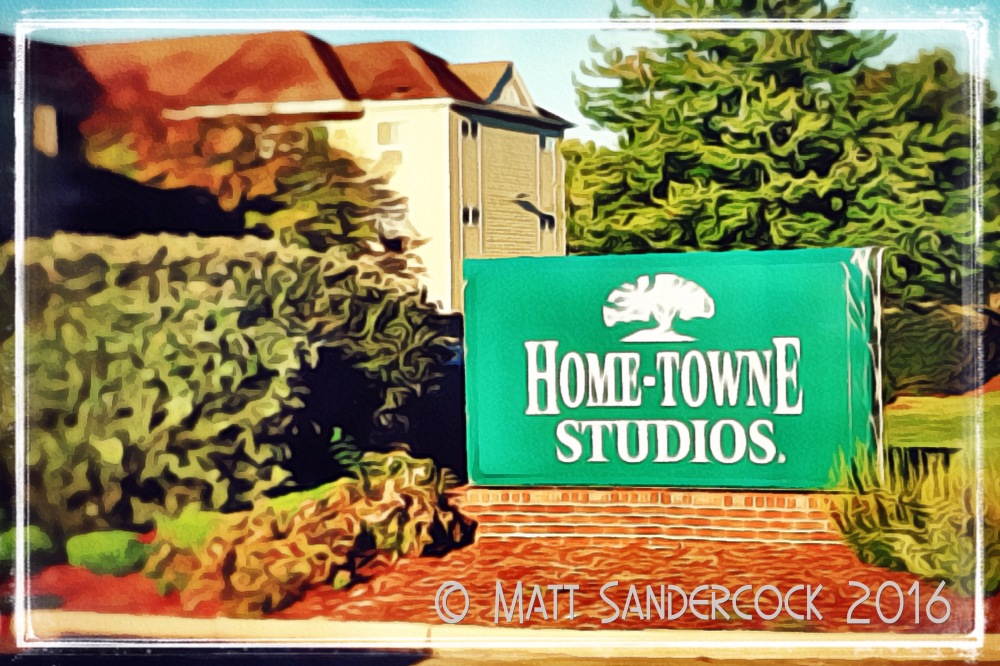 project 366, sign, iColorama, Home-Towne Studios, lodging, Jeffersontown, Kentucky